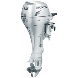 Подвесной 4-х тактный бензиновый лодочный мотор HONDA BF15DK2-SH-U